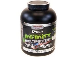Протеин 2.27 кг Gybergenix Infinity Multiprotein Probolic Hardcore