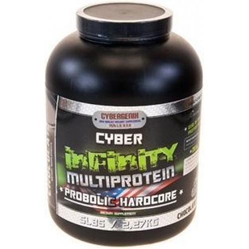 Протеин - Infinity Multiprotein, 2,27 кг, Cybergenix