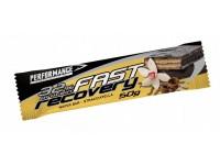 Протеинов десерт - Fast Recovery Bar 50 гр,  Performance Nutrition