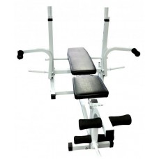 Лежанка, комбинирана за фитнес, Dejia Sport