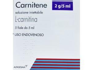 Инжекционен Л-карнитин 2000 мг Alfasigma