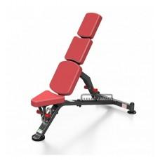 Регулируема пейка за бодибилдинг, професионална,  MP-L202, Marbo Sport
