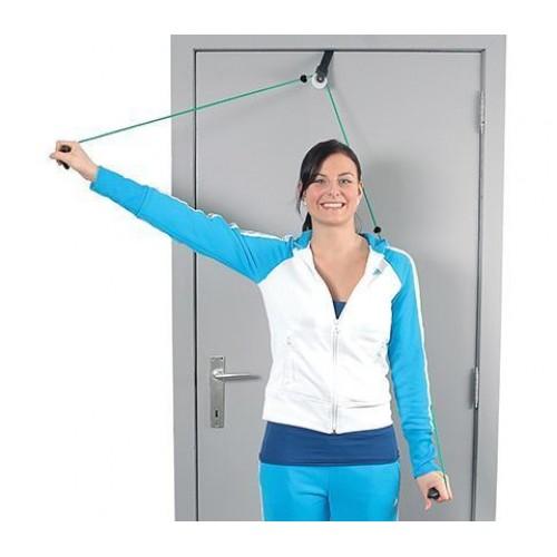 Въже с ролка, MSD - Shoulder Rope Pulley Set