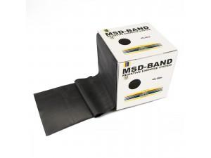 Ластик широк MSD-Band Special Heavy (черен)