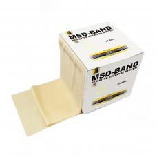 Ластик широк MSD-Band Super Thin (телесен цвят)