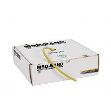 Ластик за физически упражнения, MSD-Band Thin (жълт)in (жълт)