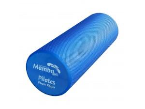 Ролка за пилатес - Foam Roller, 45 см, Mambo