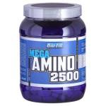 Аминокиселини - Mega Amino 2500, 300 табл, Bio Fit