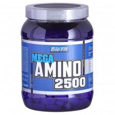Аминокиселини - Mega Amino 2500, 300 табл., Bio Fit