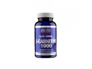 Л-Карнитин -L-карнитин 1000 мг, 100 табл, Bio Fit