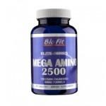 Аминокиселини - Mega Amino 2500, 75 табл., Bio Fit