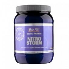 Аминокиселини - Nitro Storm, 450 гр, Bio Fit