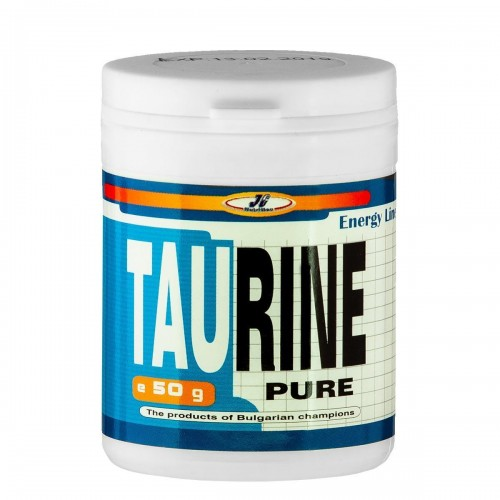 Таурин, 50 гр, JK Nutrition