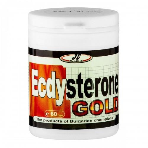 Екдистен с радиола Ecdysterone Gold 60 капсули