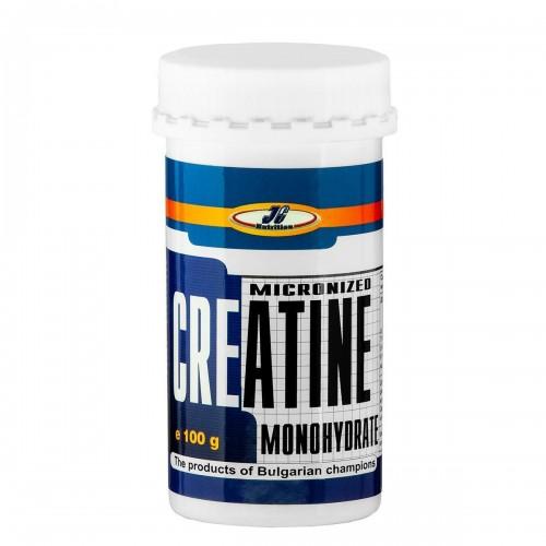 Креатин монохидрат - Creatine Monohydrate, 100 гр, JK Nutrition
