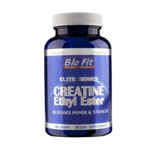 Креаатин етил естер - Creatine Ethyl Ester, 100 гр, Bio Fit
