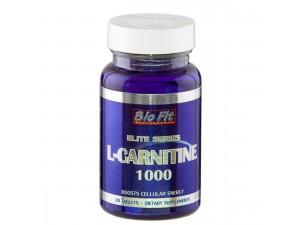 Л-Карнитин 1000 мг, 30 табл, Bio Fit