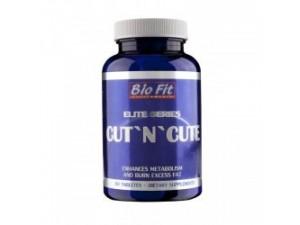 Фет бърнер - Cut 'n' Cute, 60 табл, Bio Fit