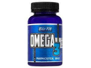 Ненаситени мастни киселини - Bio Fit Omega 3 60 gel caps