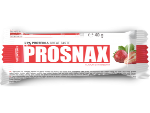 Протеинов десерт - Prosnax 40 гр,  Performance nutrition