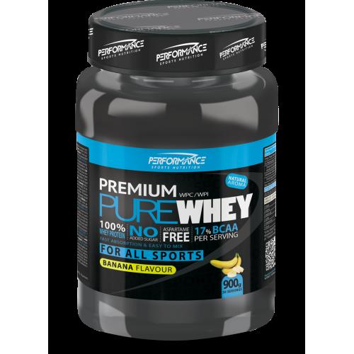 Протеин 900 г Performance Nutrico Premium Pure Whey