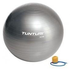 Шведска топка, 65 см, сива, Tunturi