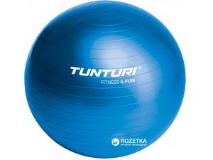 Шведска топка, 55 см, синя, Tunturi