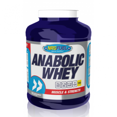 NRGFUEL Anabolic Whey - Анаболик суроватъчен протеин, 2 кг