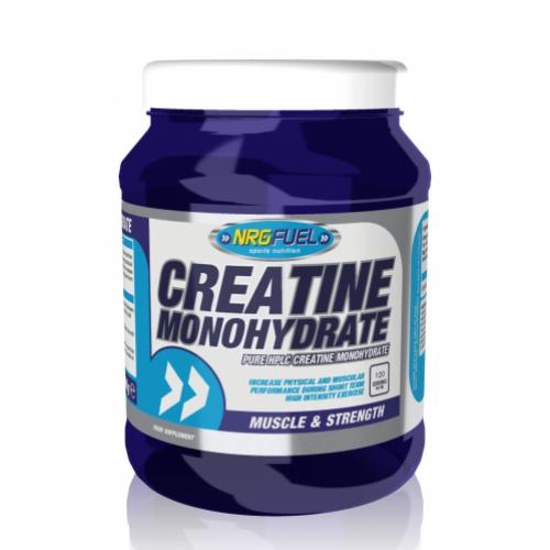 NRGFUEL Creatine Monohydrate  - Креатин монохидрат, 600 гр