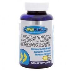 NRGFUEL Creatine Monohydrate - Креатин Монохидрат, 210 капс.