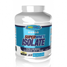 NRGFUEL Super Whey Isolate - суроватъчен протеин изолат, 2 кг