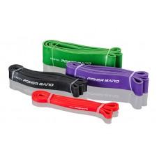 Gymstick ластик за тренировки - черен, medium