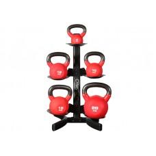 Gymstick Rack for Medicine Balls & Kettlebells