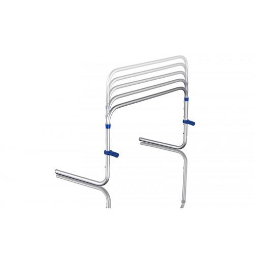 Gymstick Bounce-Back Hurdles - препятствия, 66-105 см