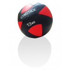 Gymtick WallBall - мека медицинска топка, 13 кг