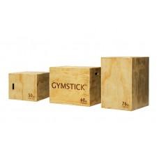 Gymstick Wooden Plyobox - тренировъчно блокче