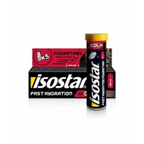 ISOSTAR Fast Hydration / 10 Powertabs