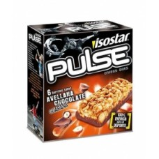 ISOSTAR PULSE Energy Bars / 6x23g.