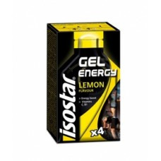 ISOSTAR Gel Energy / 4x35g.
