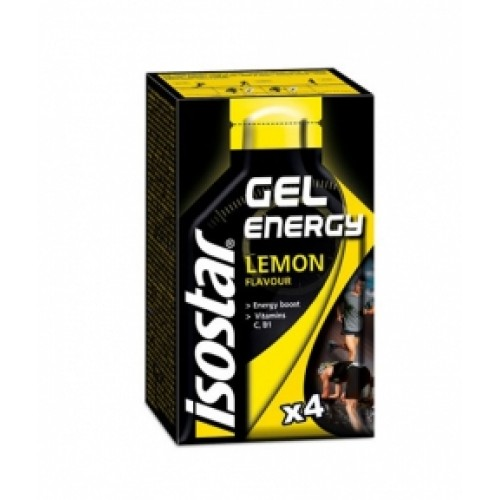 ISOSTAR Gel Energy / 4x35g.