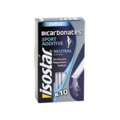 ISOSTAR Bicarbonates / 10x71g.