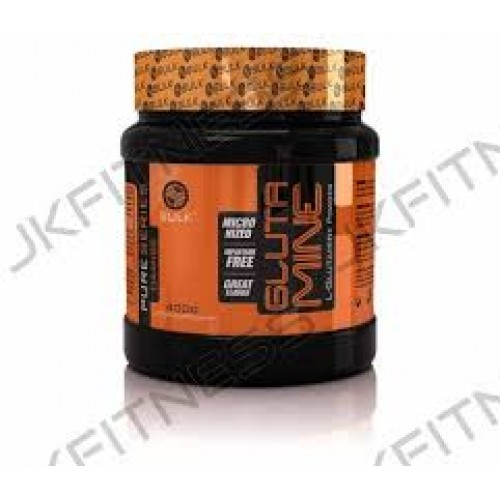 Глутамин, 400 гр, Bulk Nutrition