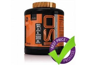 Суроватъчен протеин изолат - ISO BULK Whey, Bulk Nutrition, 2 кг