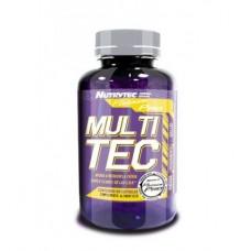 Nutrytec Multitec, 60 caps., витамини и минерали