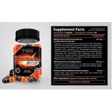 Термогенен фет бърнер - Thermal Pro Fat burner, 60 капс, Revange Nutrition
