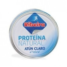 Ribeira Atún claro - натурален протеин от риба тон в консерва, 160 гр.
