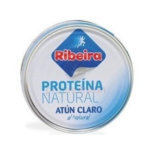 Протеин от риба тон в консерва - Atún claro , 160 гр, Ribeira