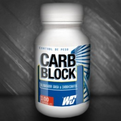 Карб блокер - Carb Block, 100 капс, Carb Block