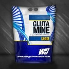 Глутамин, 500 гр, Wingold