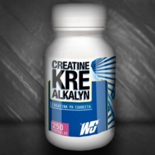 Kre-Alkalyn - кре-алкалин, 100 капс, Wingold